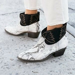 NEW Free People Dorado Boots